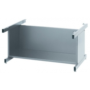 "Safco Steel Flat File: High Base, Gray, 20 1/2"" x 53 3/8"" x 41 3/8"""