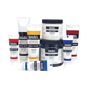 Liquitex® Professional Series Heavy Body Color Full Assortment: Multi, Tube, 2 oz, Acrylic, (model 1110450), price per each