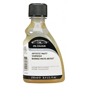 Winsor & Newton™ Artists' Matte Varnish