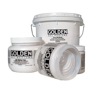 Golden® Pumice Gel Medium Fine 16 oz.: 16 oz, 473 ml, Fine, Gel, (model 0003195-6), price per each