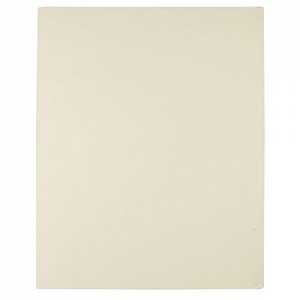 "Canson® Foundation Series Canva-Paper™ 16"" x 20"" Art Board: White/Ivory, Panel/Board, Linen, 16"" x 20"", Primed, (model C100516097), price per each"