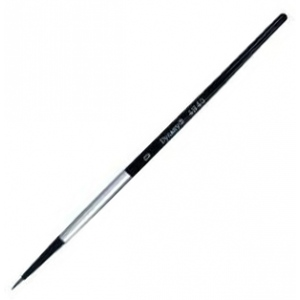 Dynasty® Black Silver® Blended Synthetic Watercolor Brush Liner