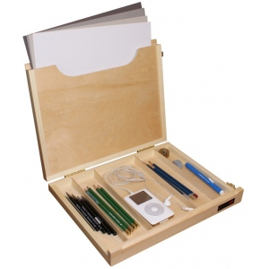Sienna Sketch box by Craftech International
