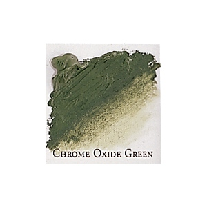 Professional Permalba Chrome Oxide Green: 37ml Tube