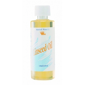 Weber Linseed Oil Refined