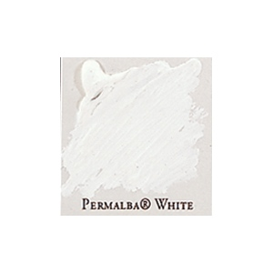 Original Permalba White Oil Color
