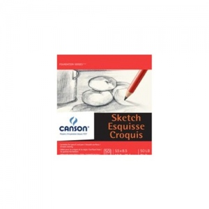 Canson® Foundation Series Sketch Paper Roll