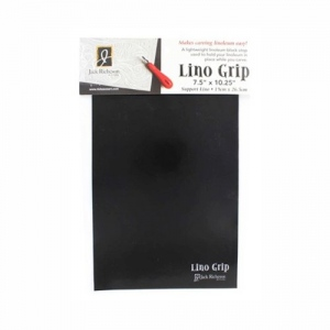"Richeson Lino Grip 7.5"" x 10.25"" 24-Pack"