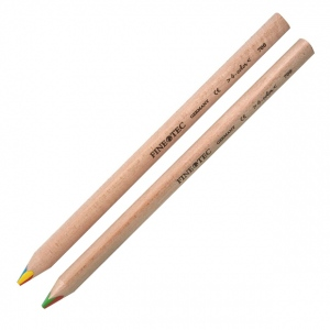 Finetec Chubby Multi-Color Pencil: Multi, Pencil, Multi, 6mm, (model F700), price per each