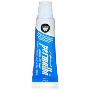 Professional Permalba Cobalt Blue Genuine: 37ml Tube