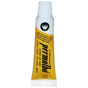 Professional Permalba Cadmium Yellow Medium: 37ml Tube