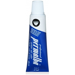 Professional Permalba Prussian Blue: 37ml Tube