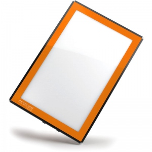 "Gagne Porta-Trace LED Light Panel: 11"" x 18"", Orange"