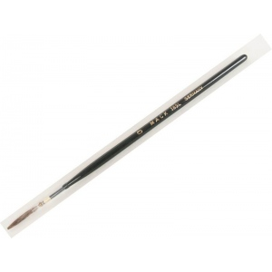 Mack Grey Pencil Quill Series 189: White Plain Wood Handle Size-1