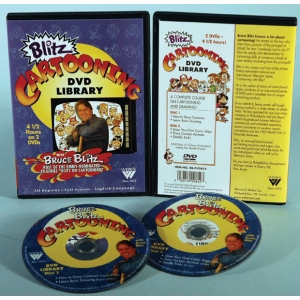 Bruce Blitz DVDs: 5 Hour Library Set