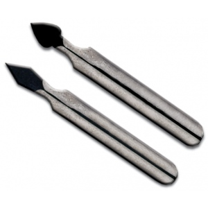 Inovart Scratch Graver - Arrow Shaped For Fine Line And Detail - 12 per pack