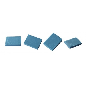 Alvin® Kneaded Erasers 18/Box: Rubber, 18-Box, Manual, (model 1200AE), price per 18-Box box