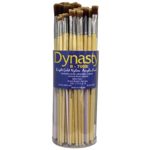 Dynasty® B700 Canister Series Brush Assortment