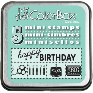 My First ColorBox® Mini Stamp Set