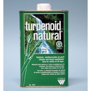 Weber Turpenoid Natural: 473ml