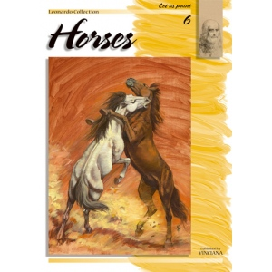 Leonardo Book Collection: Horses