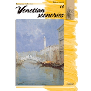 Leonardo Book Collection: Venetian Sceneries