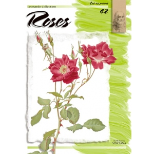 Leonardo Book Collection: Roses