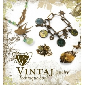 Vintaj Book: Jewelry Technique