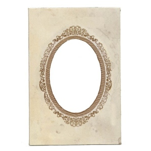 7Gypsies Book Cover: Frame, Oval
