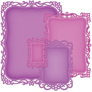 Spellbinders Nestabilities/Decorative Elements: Decorative Labels Eight