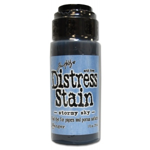 Ranger Tim Holtz Distress Stains: Stormy Sky