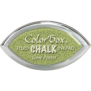 Clearsnap ColorBox Fluid Chalk Cats Eye: Lime Pastel
