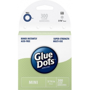 Glue Dots Mini Roll