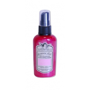 Tattered Angels Glimmer Mist: Cadillac Pink, Limited Edition