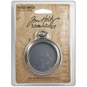 Advantus Tim Holtz Ideaology Pocket Watch