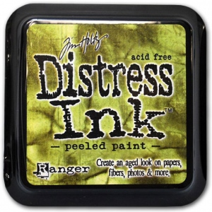 Ranger Distress Pads by Tim Holtz: Peeled Paint