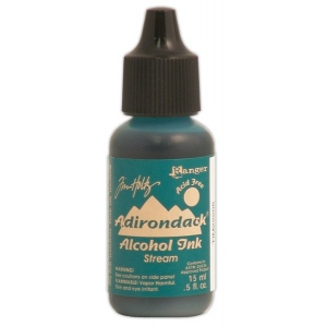 Ranger Tim Holtz Adirondack Alcohol Ink: Open Stock, Stream