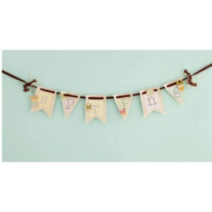 Making Memories Dilly Dally Collection Canvas Banner