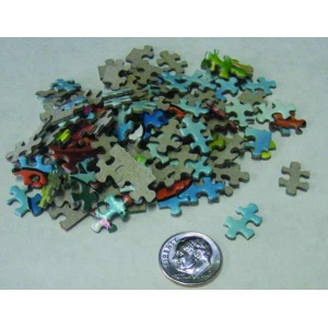Stanislaus Imports, Inc. Mini Puzzle Pieces: 180pc
