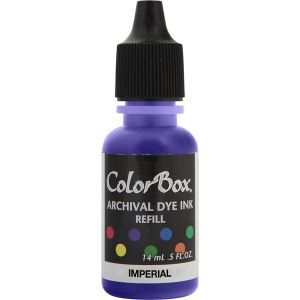 Clearsnap ColorBox Archival Dye Refill: Imperial