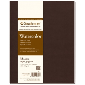Strathmore® 400 Series Soft Cover Watercolor Journal
