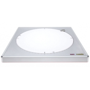 "Artograph® LightPad Revolution® 12 3/4"" LED Revolving Work Surface: White/Ivory, 12 3/4"", Pad, (model 225-960), price per each"