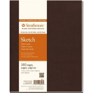 Strathmore® 400 Series Soft Cover Sketch Journal