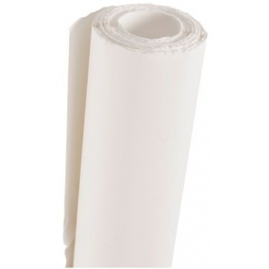 "Canson® Moulin du Roy 51"" x 10 yd Watercolor Rough Roll: White/Ivory, Roll, 51"" x 10 yd, Rough, Watercolor, 140 lb, (model C400014904), price per roll"
