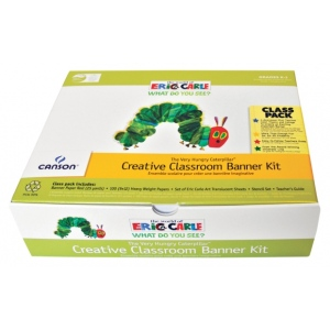 Canson® The World of Eric Carle® The Very Hungry Caterpillar Create Your Own Storybook Kit, (model C100511043), price per each