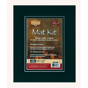 Heritage Arts™ Standard Series Pre-Cut Mat Kit