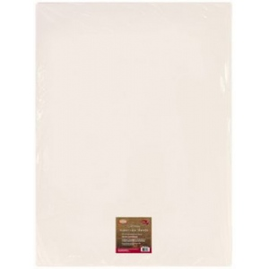 "Heritage Arts™ 90 lb. Cold Press Watercolor Sheet Stock: White/Ivory, Sheet, 22"" x 30"", Cold Press, Watercolor, 90 lb, (model HWCP90-25), price per sheet"
