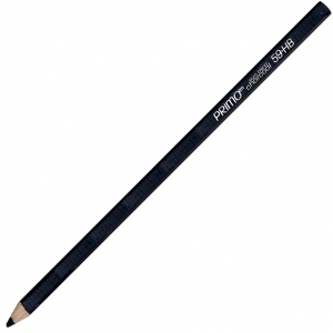 Primo® Euro Blend™ HB Charcoal Pencils: Black/Gray, HB, (model 59-HB), price per dozen (12-pack)