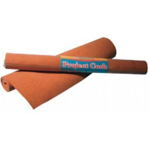 "Midwest Products 1 1/16"" x 24"" x 48"" Cork Roll"