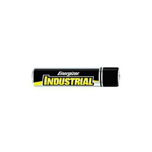 Energizer Industrial Batteries: AAA, Pack of 24